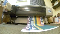 "Large Format Printing (up to 24"") **Service**"
