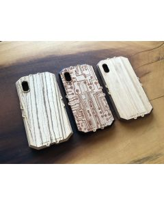 3D Cyber iPhone Case