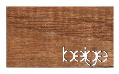 Teak Business Cards