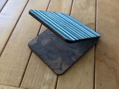 Wooden Wallet / Billfold