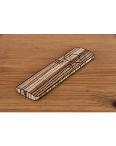 Wood Apple TV Remote Cover