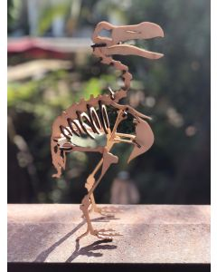 Laser-Cut Dodo Bird Model